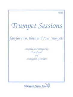 Trumpet Sessions Bog | Messingensemble, Trompet