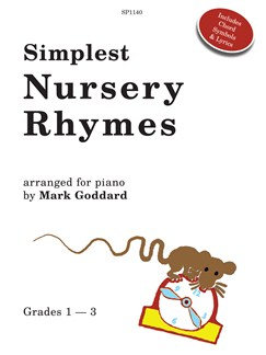 Simplest Nursery Rhymes Books | Piano