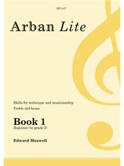 Arban Lite Book 1 (treble-clef brass - beginner to grade 2) Books | Trumpet