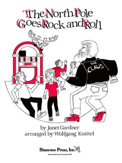 The North Pole Goes Rock And Roll (Director's Score) Books | Voice, Piano