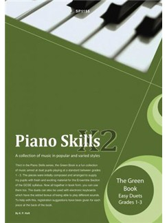 Kevin Holt: Piano Skills - The Green Book (Easy Duets) Books | Piano
