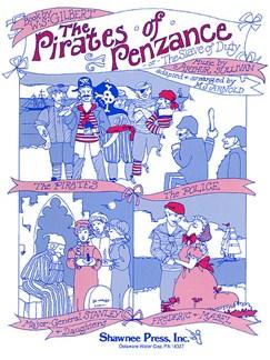 The Pirates Of Penzance (Director's Score) Bog | Stemme, Klaverakkompagnement