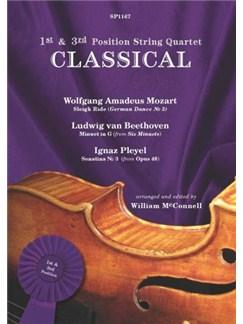 1st & 3rd Position String Quartet: Classical Books | String Quartet
