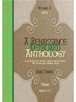 A Renaissance Anthology - Volume 3 (Grades 6-7) Books | Piano