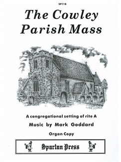 The Cowley Parish Mass Books | Choral