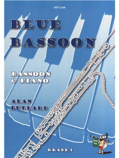 Alan Bullard: Blue Bassoon Books | Bassoon, Piano Accompaniment