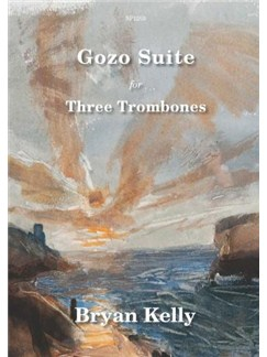 Bryan Kelly: Gozo Suite (For Three Trombones) Books | Trombone (Trio)