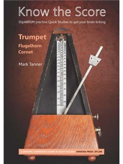 Mark Tanner: Know the Score Trumpet Books | Trumpet