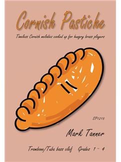 Mark Tanner: Cornish Pastiche For Trombone/Tuba (Bass Clef) Books | Piano, Piano Accompaniment