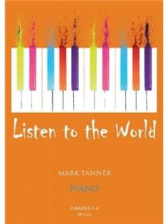 Mark Tanner: Listen To The World - Book 2 Books | Piano