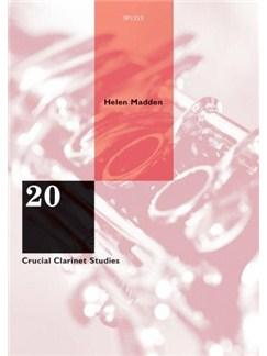 Helen Madden: 20 Crucial Clarinet Studies Books | Clarinet