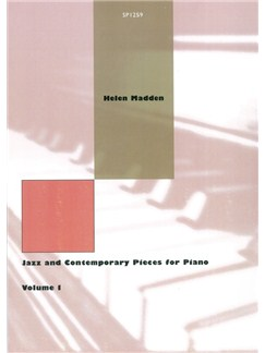 Helen Madden: Jazz And Contemporary Pieces For Piano - Volume 1 Books | Piano