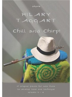 Hilary Taggart: Chill And Chirp! Books | Flute