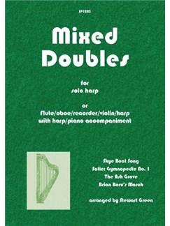 Arr. Stewart Green: Mixed Doubles Books | Harp
