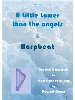 Stewart Green: A Little Lower Than The Angels & Harpbeat Books | Harp