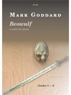 Mark Goddard: Beowulf - A Suite For Piano Books | Piano