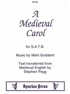 Mark Goddard: A Medieval Carol Books | SATB