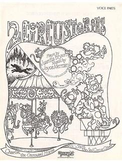 2 Circustories: Choral Part Books   Melody Line & Lyrics