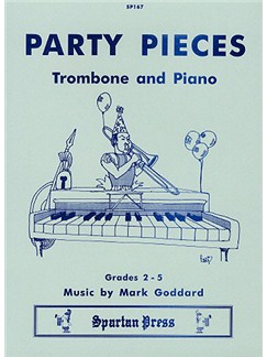Party Pieces Books | Trombone