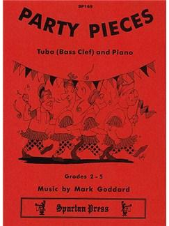 Mark Goddard: Party Pieces Books | Tuba