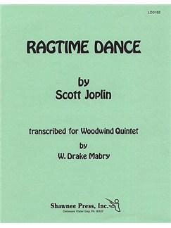 Scott Joplin: Ragtime Dance For Woodwind Quintet Books | Wind Quintet