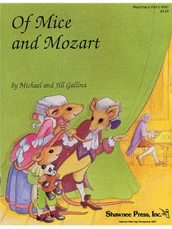 Of Mice And Mozart (Performer's Part) Books | Voice