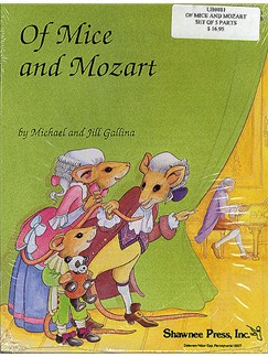 Of Mice And Mozart: 5 Pack Performer's Parts Books | Piano, Vocal & Guitar