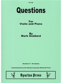 Questions Books | Violin