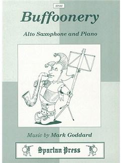 Buffoonery Books | Saxophone