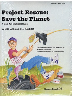 Project Rescue Save The Planet Perf Pack (2 Sc/10 Pts) Books |