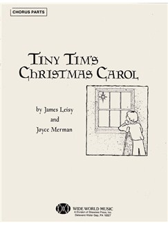 Tiny Tim's Christmas Carol (Director's Score) Books | Piano and Voice, with Guitar chord symbols