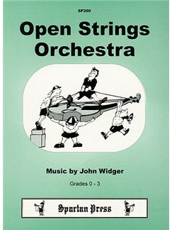 John Widger: Open Strings Orchestra Books | Ensemble