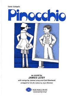 Pinocchio (Director's Score) Books | SAB, Piano Accompaniment