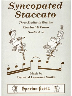 Syncopated Staccato Books | Clarinet