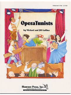 OperaTunists (Performer's Part) Books | Unison Voice