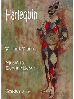 Harlequin Books | Violin, Piano Accompaniment