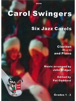 Carol Swingers - Six Jazz Carols Books | Clarinet, Piano Accompaniment