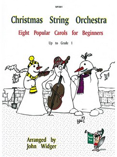 Christmas String Orchestra: String Ensemble Books | Ensemble