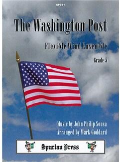 John Philip Sousa: The Washington Post (Flexible Wind Ensemble) Books | Ensemble