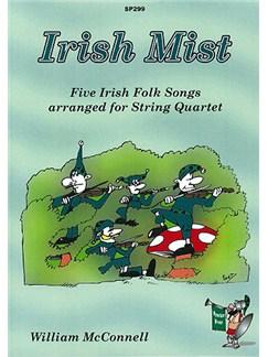 Irish Mist - String Quartet Books   String Quartet