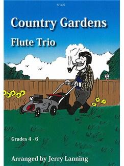 Country Gardens Books | Flute