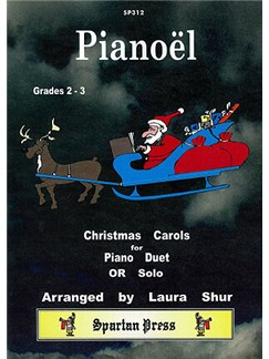 Pianoel - Grades Two And Three Books | Piano Duet, Piano