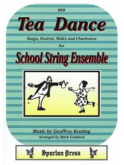 Keating: Tea Dance  String Ensemble Books | Ensemble