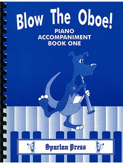 Sue Taylor: Blow The Oboe Book 1 (Piano Accompaniment) Books | Oboe, Piano Accompaniment