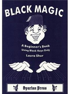 Laura Shur: Black Magic - A Beginner's Book Books | Piano