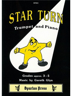 Star Turn - Trumpet and Piano Books | Trumpet