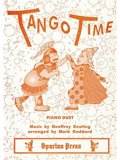 Geoffrey Keating: Tango Time Books | Piano Duet