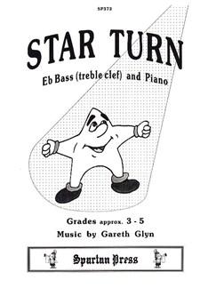Gareth Glyn: Star Turn (Eb Bass & Piano) Books | Piano, Piano Accompaniment