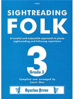 Sightreading Folk Grade 3 Books |