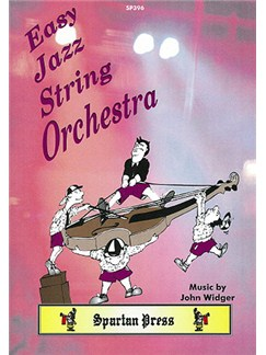 John Widger: Easy Jazz String Orchestra Books | Ensemble